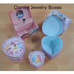 Disney Jewelry Boxes