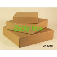 Read more: Natural Brown Kraft Gift Box