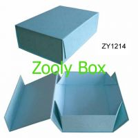 Read more: Folding Paper Gift Box