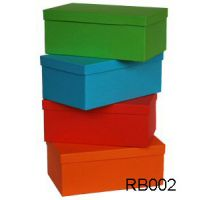 Read more: Colored Storage Boxes