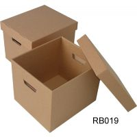 Read more: Kraft Document Storage Boxes