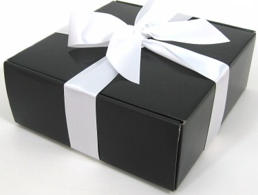 Extra Large Gift Box in Black