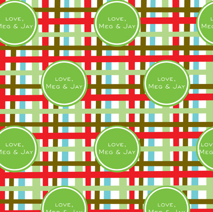 Decorative Wrapping Paper with your logo or Design