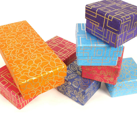 Printed Cardboard Paper Gift Boxes