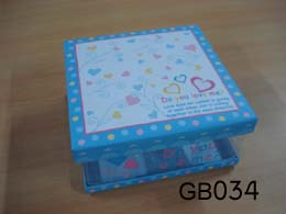 Baby Blue Gift Boxes