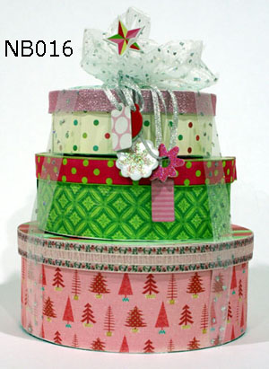 Christmas Gift Boxes Set